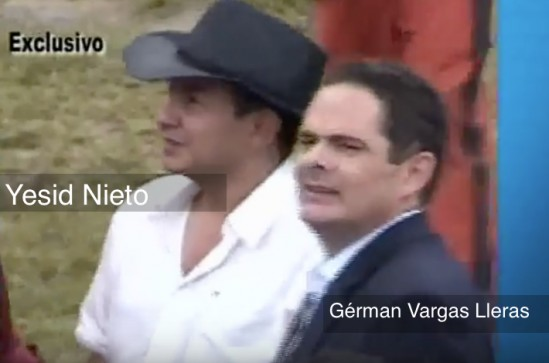 (Video) German Vargas Lleras y la mafia.